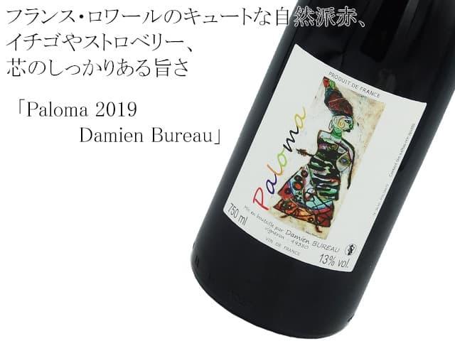 Paloma 2019 Damien Bureau / パロマ 2019 ダミアン・ビュロー 赤