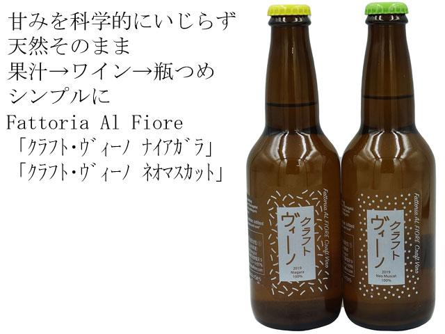 Fattoria Al Fiore ファットリア・アル・フィオーレ / Craft Vino クラフト ヴィーノ