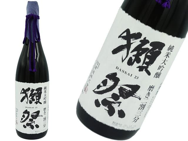 獺祭(だっさい) 純米大吟醸 磨き二割三分