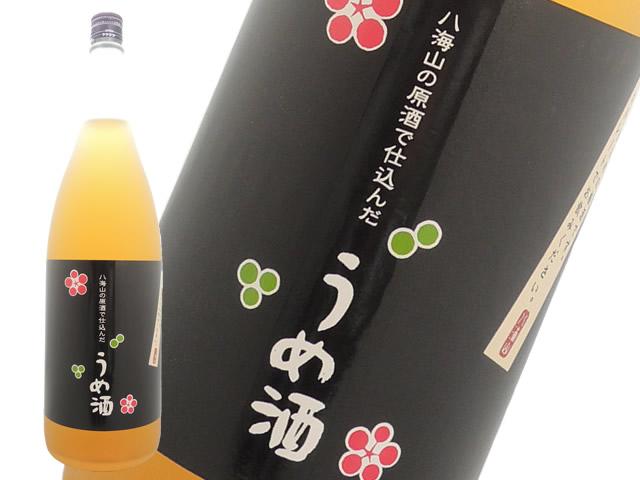 八海山の原酒で仕込んだ  梅酒